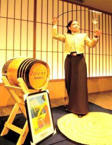 シェリー酒とチャコリのイベント!!